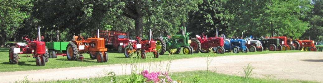 Credit River Antique Tractor Club